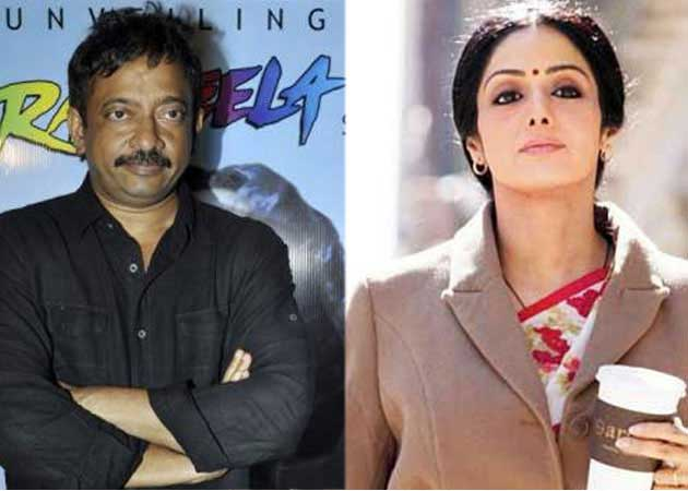 Ram Gopal Varma Names Film Sridevi, Refuses to Change it