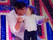 """Shah Rukh and AbRam Khan's <i>Happy New Year</i> """"Has Done Good Business"""""""