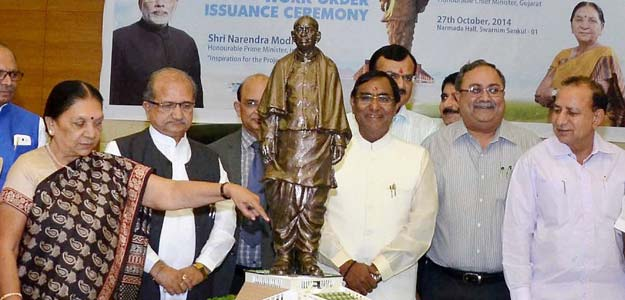 Statue of Unity to be Built by Larsen & Toubro in Nearly Rs 3,000 Crore Contract