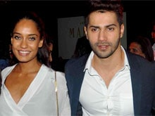 Is Varun Dhawan Dating Lisa Haydon?