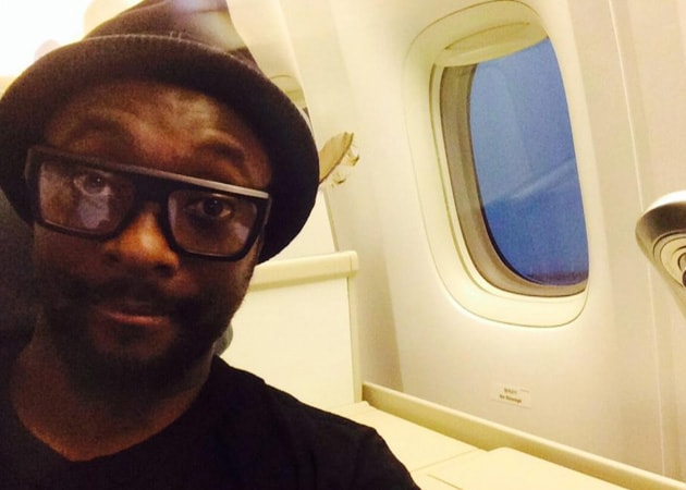 Will.i.am Vents Anger at Airline For Giving Away His Seat