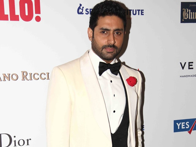 Jaya Bachchan's 'Nonsensical' Comment Blown Out of Proportion, Says Abhishek