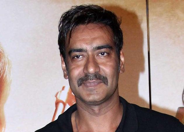 Ajay Devgn: I Feel at Ease Doing Romantic Films as Well