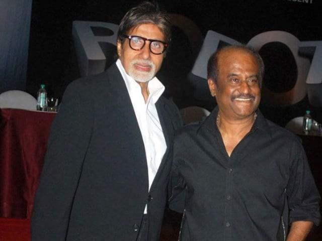 IFFI Curtain Raiser: Rajinikanth, Amitabh Bachchan And a Slice of Gandhi