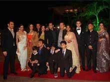 At Arpita Khan's Reception, Ambanis, Kapoors and Other A-List Guests