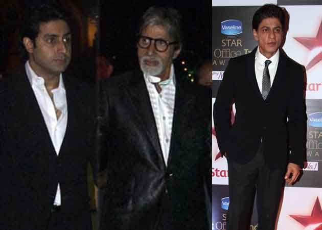 Shah Rukh Khan, Bachchans to Attend Inaugural Ceremony of Kolkata International Film Festival