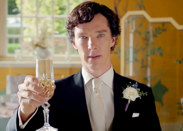 Benedict Cumberbatch is Engaged, Says This Newspaper Classified