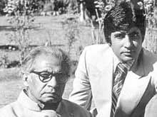 Amitabh Bachchan Pays Tribute to Father on 107th Birth Anniversary