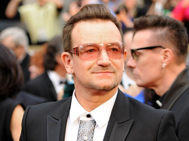 Bono Needs 'Intensive Therapy' Following Accident
