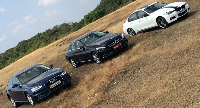 Compare Mercedes Benz C Class Vs Audi A4 Price Mileage Specs
