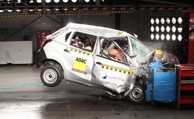 Now Maruti Swift & Datsun Go Fail NCAP Crash Tests - NDTV ...
