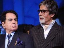 Dilip Kumar is Perfectly Fine, Says Amitabh Bachchan