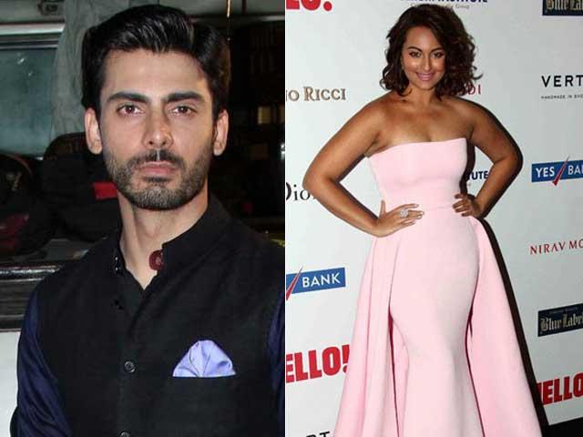 Fawad Khan to Play Sonakshi Sinha's Husband in Biopic?