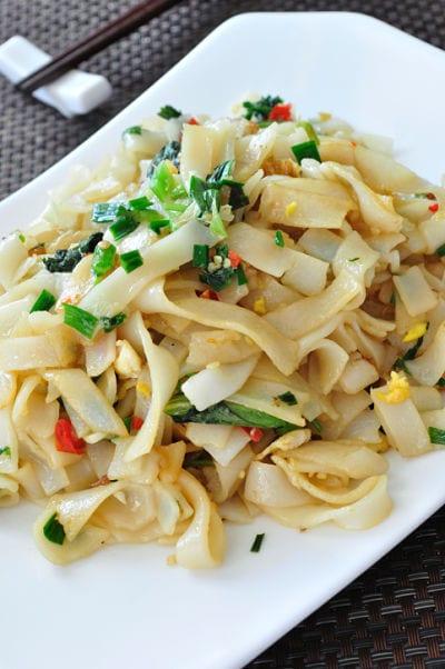 Flat Noodles