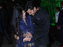 It's a  Boy For Genelia D'Souza, Riteish Deshmukh