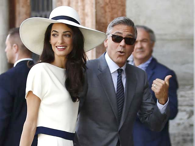 George Clooney, Amal Alamuddin Not Planning to Adopt, Says Representative