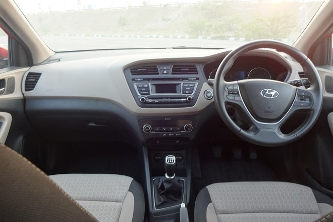 New Hyundai i20 Interior
