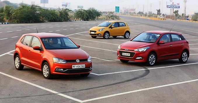 Hyundai i20 vs Volkswagen Polo vs Fiat Punto Evo - Review