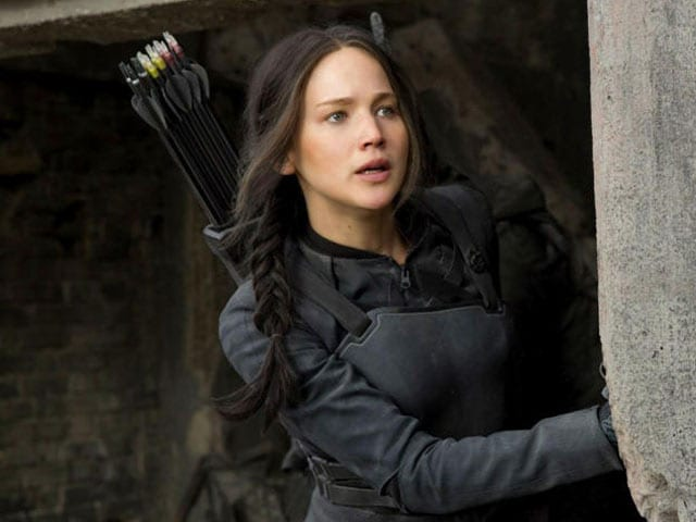 Jennifer Lawrence Cried Because She Was Afraid to Sing in Mockingjay