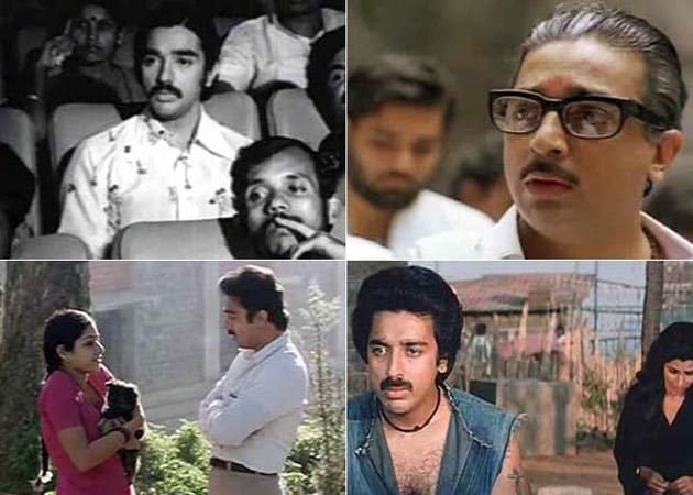 Kamal Haasan@60: His 10 Best Films