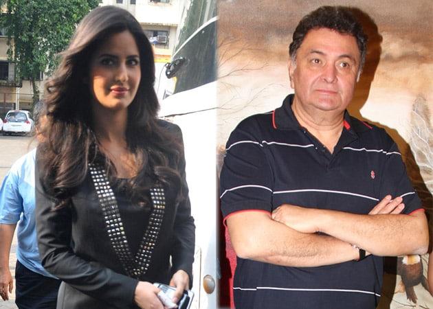 Katrina Kaif Visits Ranbir's Ailing Father Rishi Kapoor