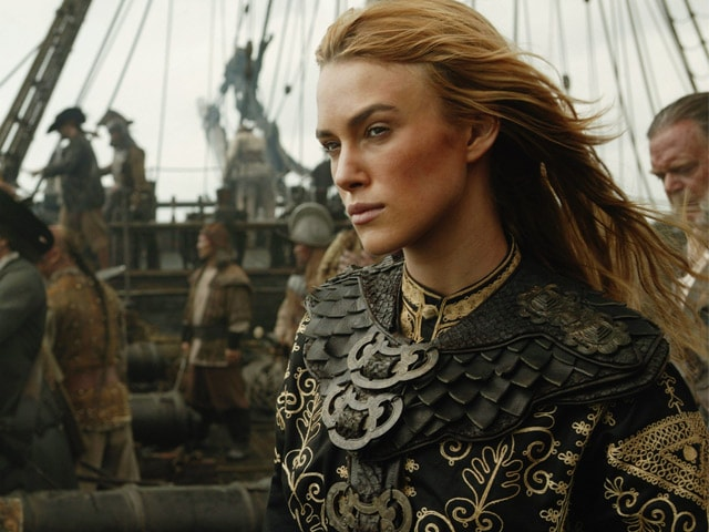 Keira Knightley Was Afraid She'd be Fired From Pirates of the Caribbean