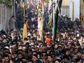 दिल्ली में मोहर्रम पर कड़ी सुरक्षा, ड्रोन से भी रखी जा रही है नजर