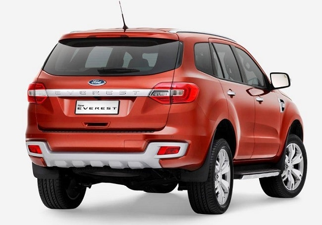 New Ford Endeavour Rear profile & New Ford Endeavour to Launch During Festive Season - NDTV CarAndBike markmcfarlin.com