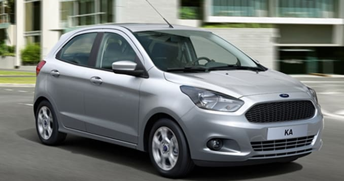 New Ford Figo Might Launch Sooner Than Expected in India