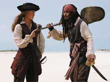 Keira Knightley Rules Out Possibility of Returning To <i>Pirates of the Caribbean</i>