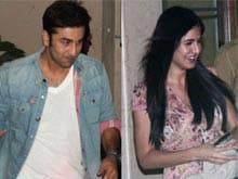 Ranbir Kapoor and Katrina Kaif Throw House-Warming Party