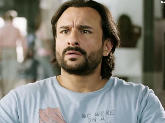 Saif Ali Khan Right Person for Happy Ending, Says Director