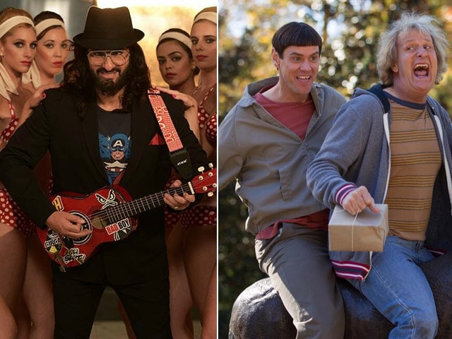 Today's Big Releases: Happy Ending, Dumb and Dumber To, The Equalizer