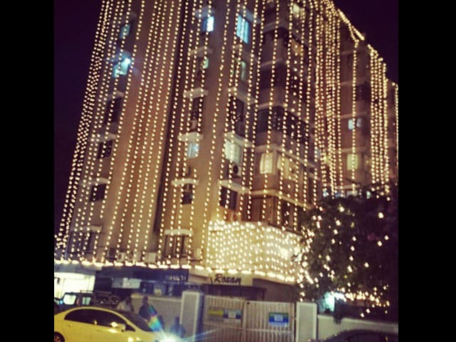 Salman Khan Decorates Entire Galaxy Apartment Building for Sister Arpita's Wedding