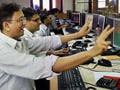 Sensex Hits Record High Above 28,800; ITC Soars