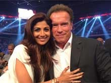 When Shilpa Shetty's <i>Dhadkan</i> Increased After Meeting <i>The Terminator</i>
