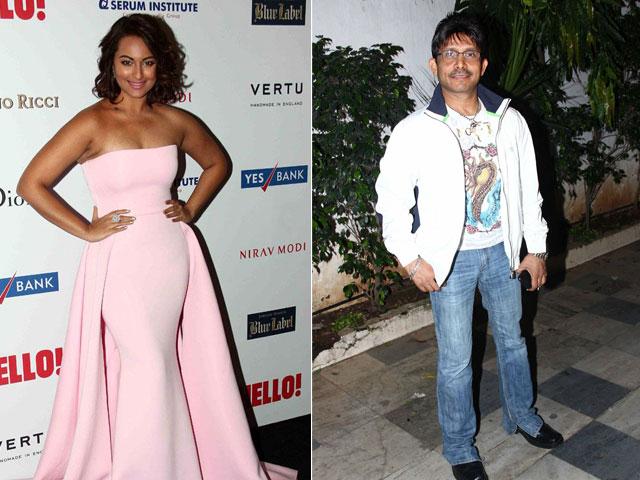 Sonakshi Sinha Slams Kamaal R Khan For Offensive Tweets, Calls Him 'Waste of Space'