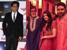 Bachchan Clan, Shah Rukh Khan Inaugurate Kolkata Film Festival