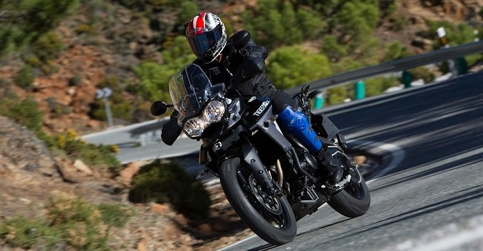 New Triumph Tiger 800 Review