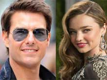 Tom Cruise Dating Miranda Kerr?