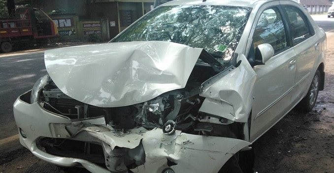 Car Accident Airbags Didn T Deploy