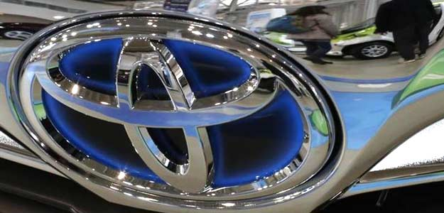 Toyota, BYD Team Up To Develop Battery EVs