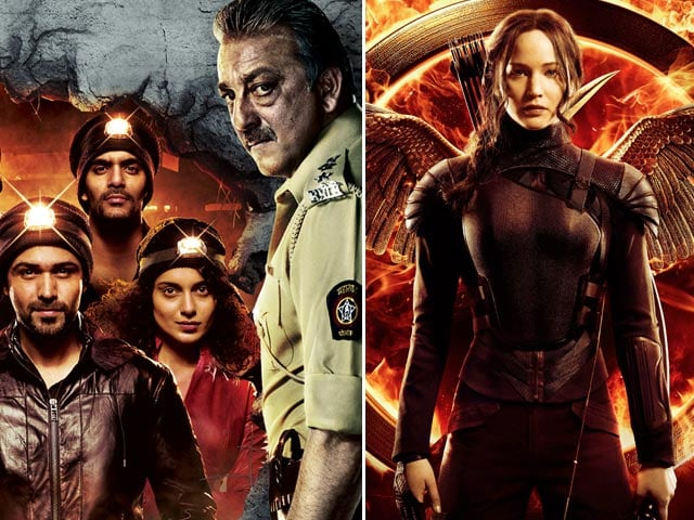 Today's Big Release: Ungli, The Hunger Games: Mockingjay, Part-I