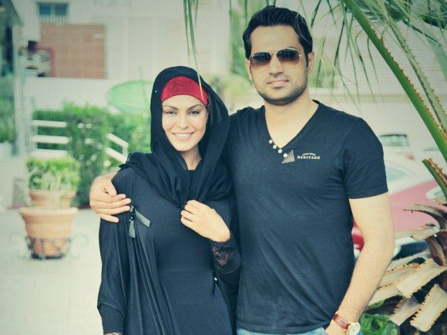 Pakistani Court Awards Jail to Veena Malik, Husband And Media Group Owner