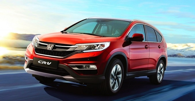 2015 Honda CRV Unveiled India Launch By Mid 2015  NDTV CarAndBike