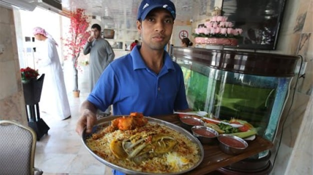 Go For the Food: Gulf Arab Tradition on a Platter