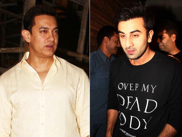 Aamir Khan Hints at PK Sequel Co-Starring Ranbir Kapoor