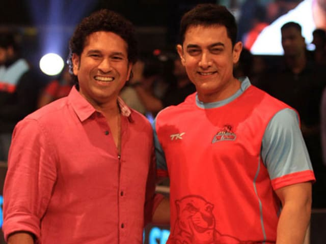 Aamir Khan to Host Special Screening of PK for Sachin Tendulkar