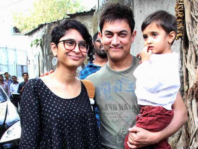 Aamir Khan: Kiran Has Had a Huge Influence on Me