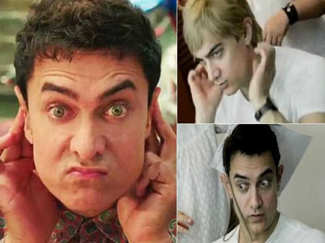How Aamir Khan Got the Perfect Look For PK